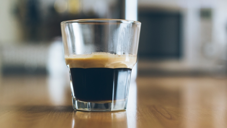 Vodka Espresso Cocktail